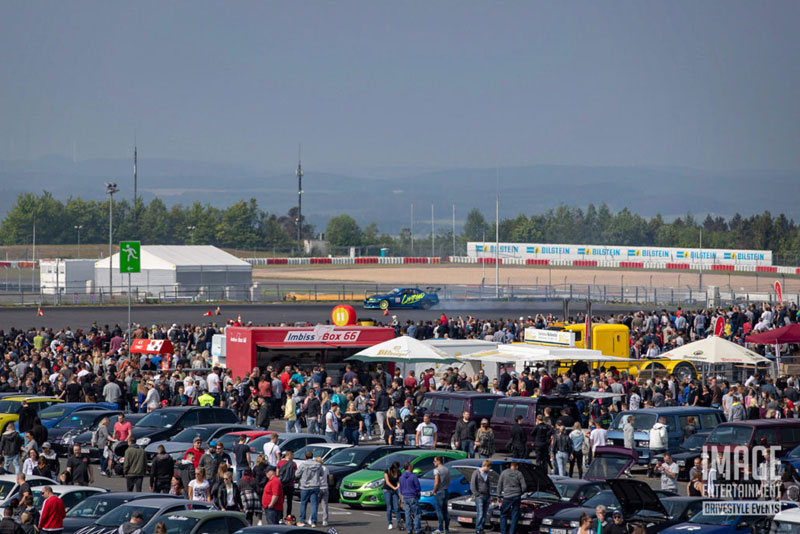 Cars And Coffee Sachsenring