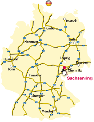 Karten Sachsenring